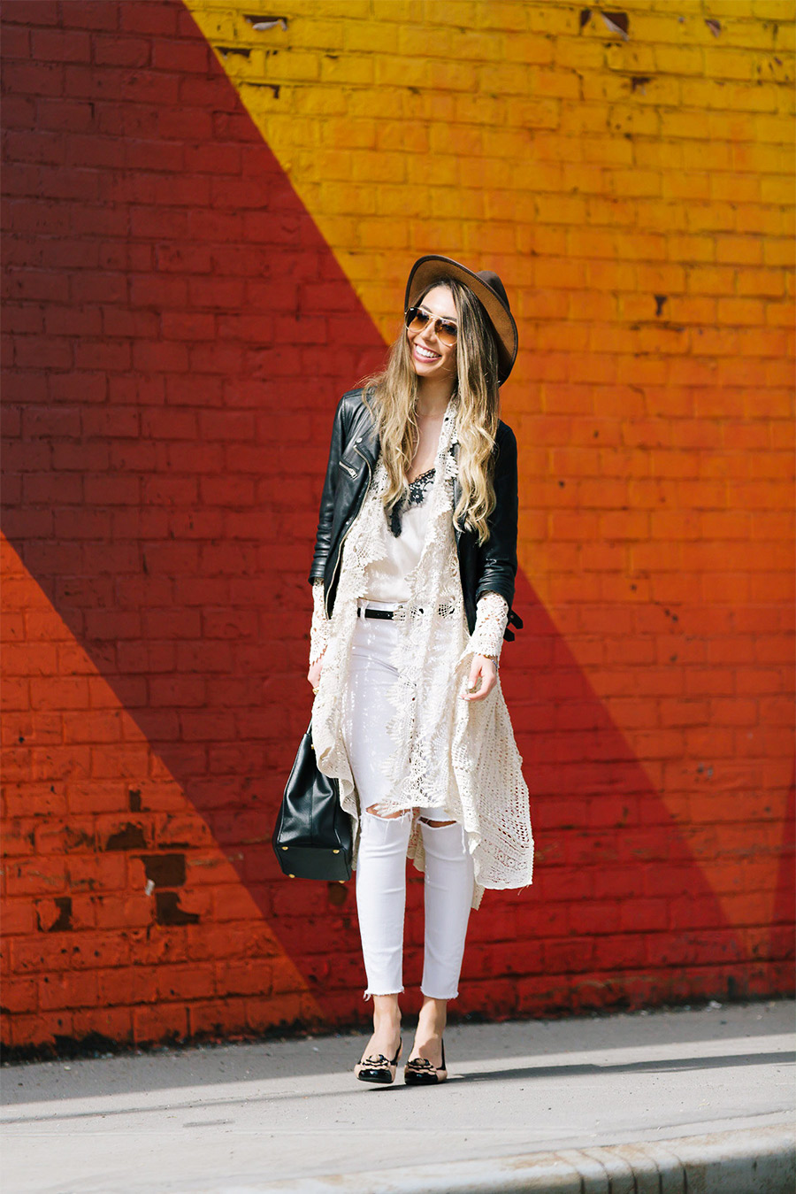 Boho chic in Dumbo