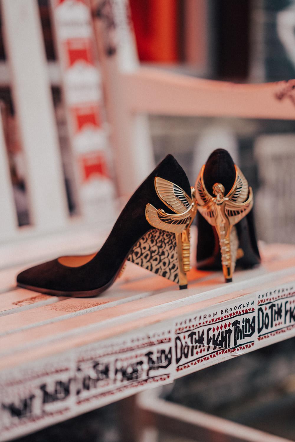 Femmes Sand Peur heels