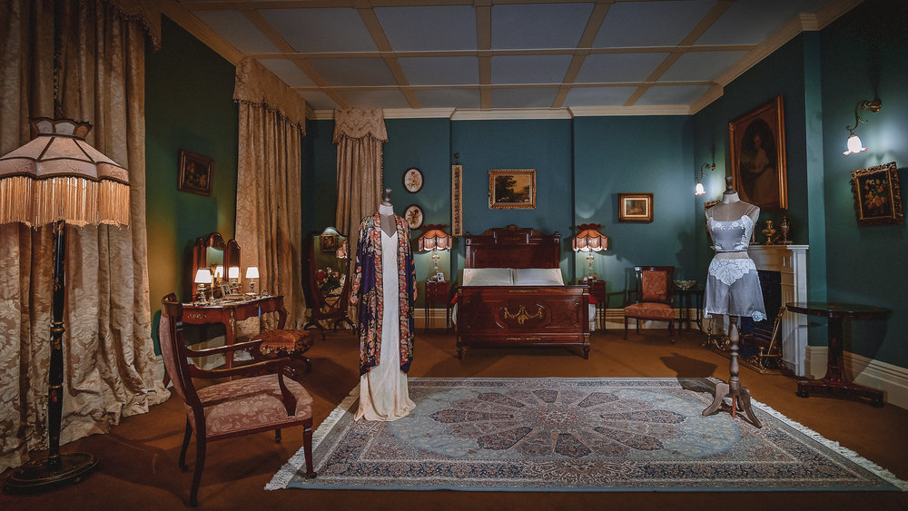 Lady Mary Bedroom