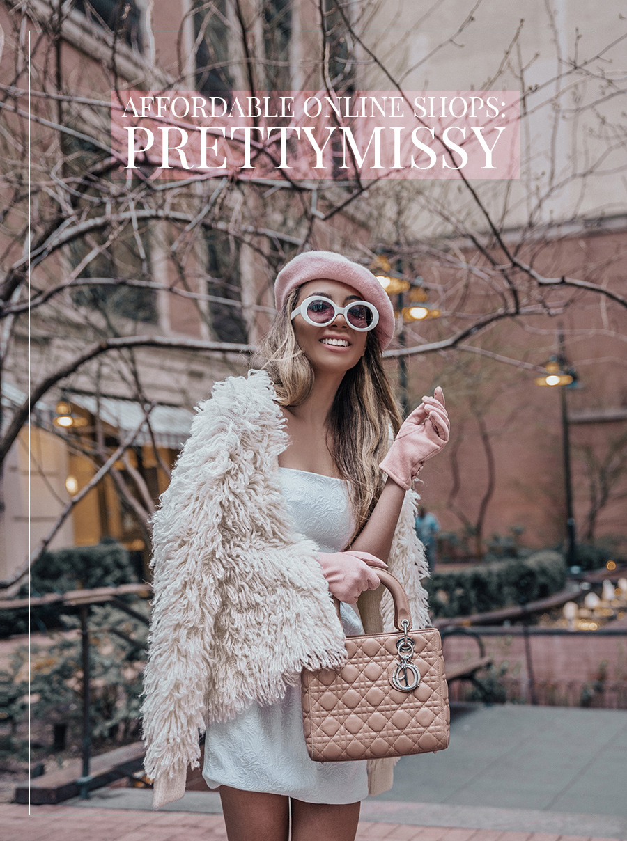 NYC blogger Ulia Ali gives tips on where to find affordable trendy looks. PrettyMissy.com review