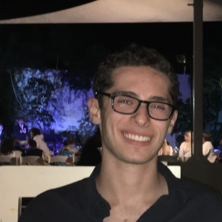 Blake Berkowitz - Undergraduate, Summer 2018