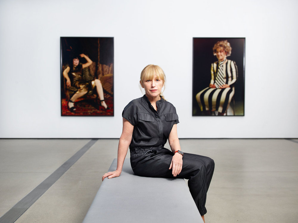 Cindy Sherman, Artist, Los Angeles, California, 2016