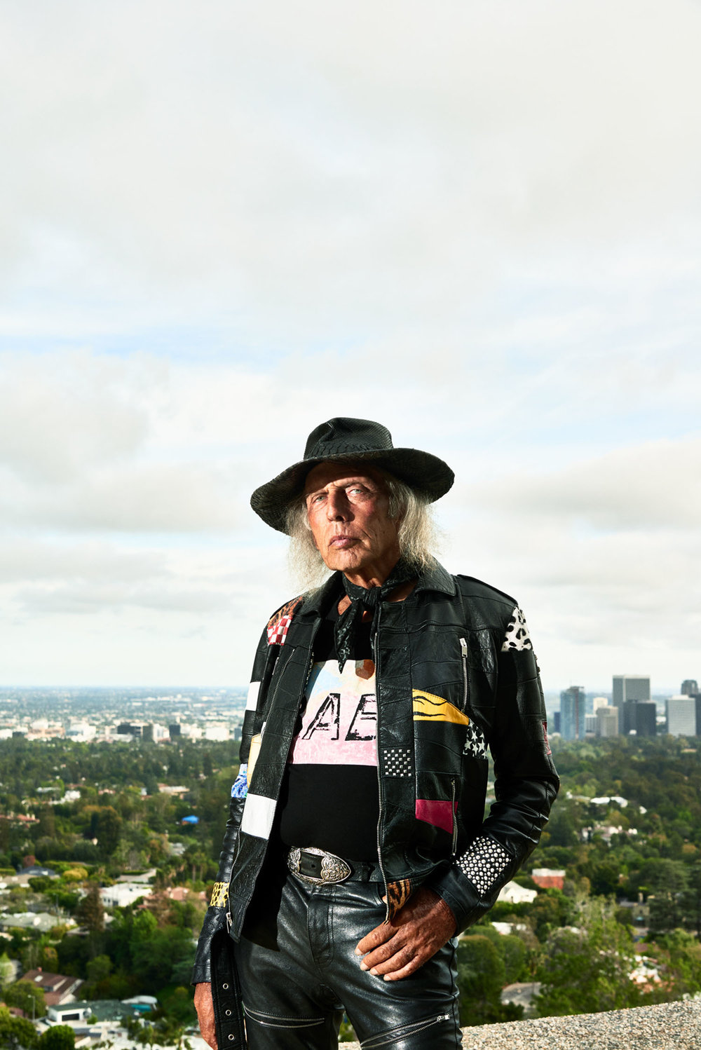 James Goldstein, Businessperson, Los Angeles, California, 2016