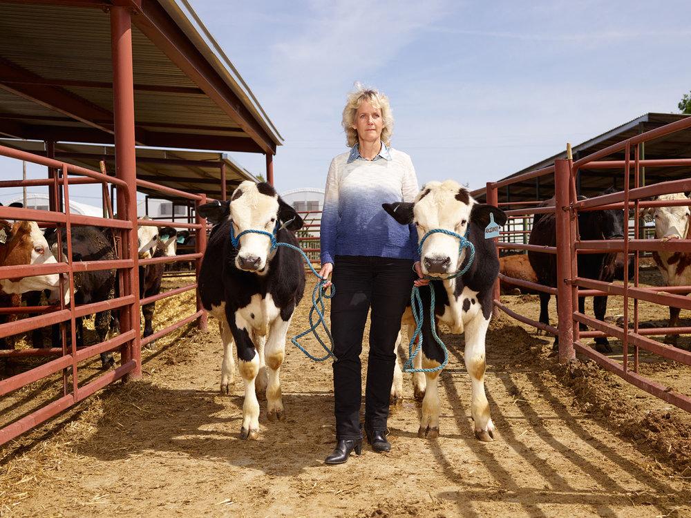 Dr Alison Van Eenennaam, Animal Geneticist