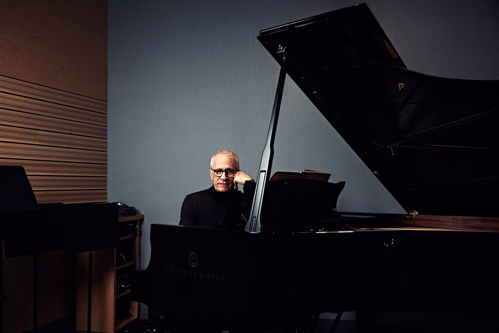 James Newton Howard, Composer, Santa Monica, California, 2016