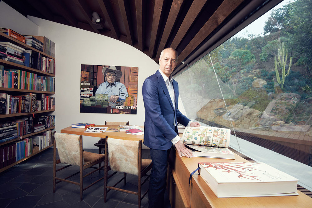 Benedikt Taschen, Publisher, Los Angeles, California, 2014