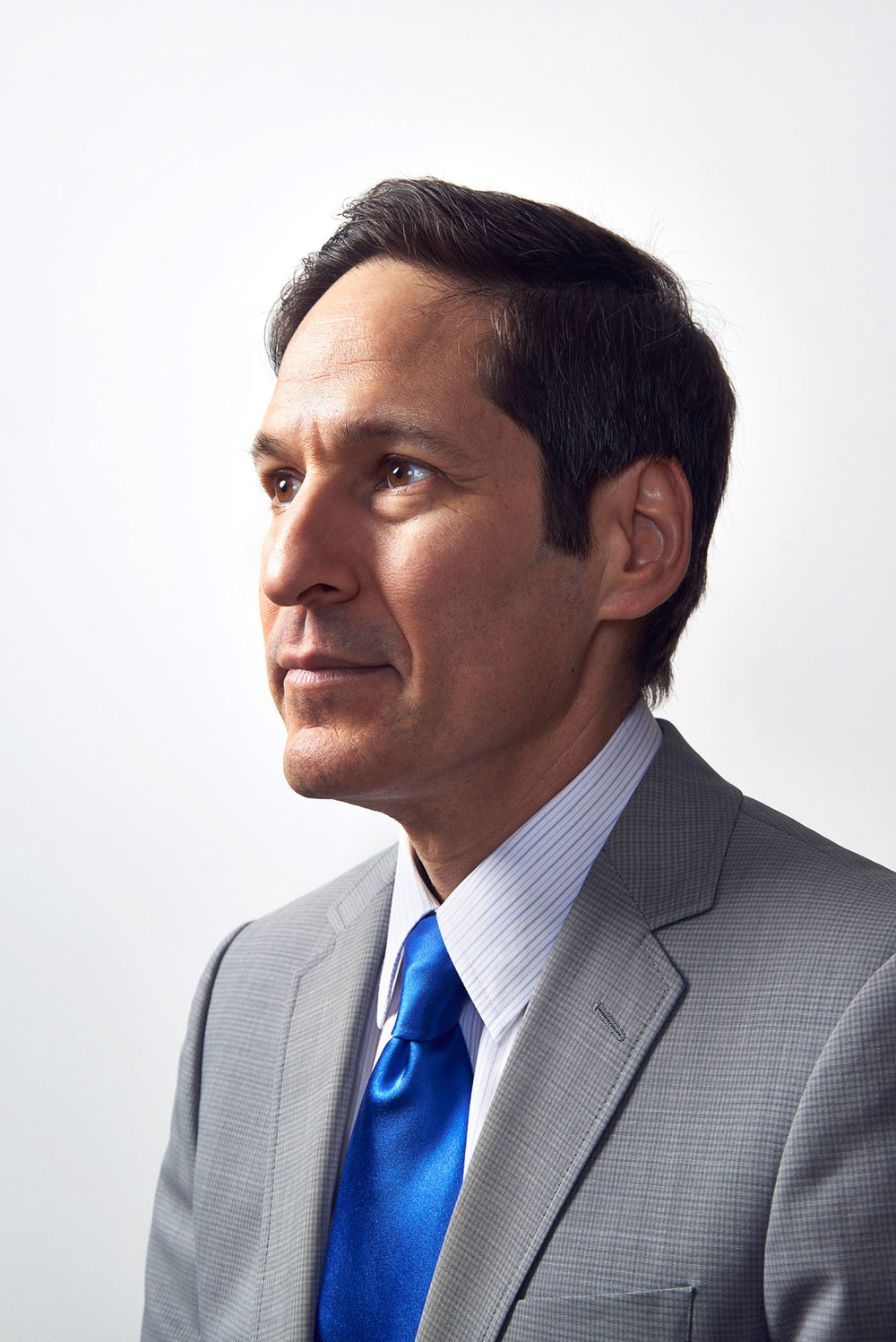 Dr. Tom Frieden, former CDC Director, Atlanta, Georgia, 2014