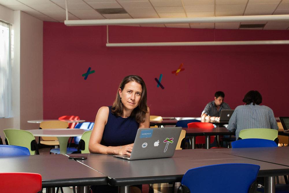 Anne E. Wojcicki, Biologist, Co-Founder & CEO of 23andMe