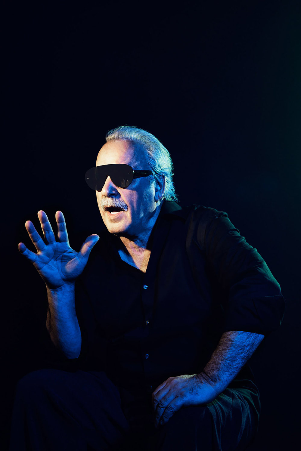 Georgio Moroder, Italian Singer, DJ and Record Producer