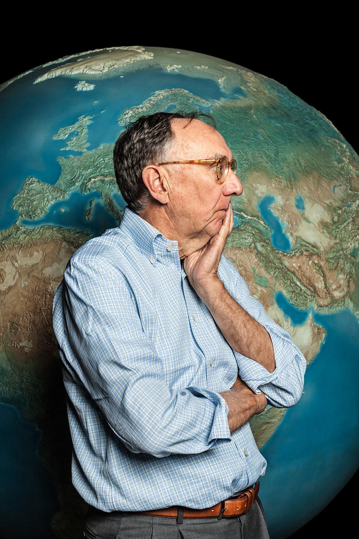 Jack Dangermond, Environmental Scientist, Redlands, California, 2013