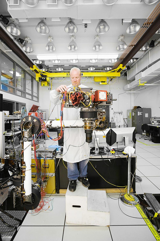 Engineer, JPL