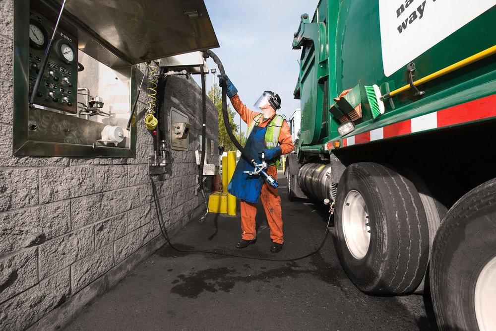 Liquefied Natural Gas Technician, Livermore, California, 2010