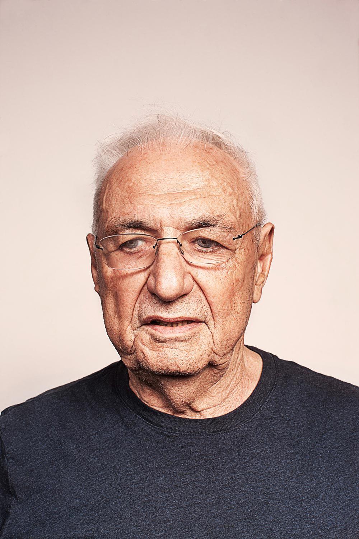 Frank Gehry, Architect, Marina Del Rey, California, 2011