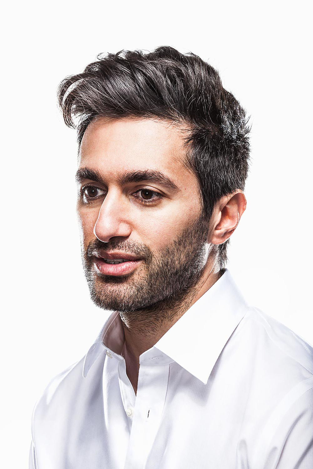 Babak Nivi, Co-Founder of AngelList, San Francisco, California, 2013
