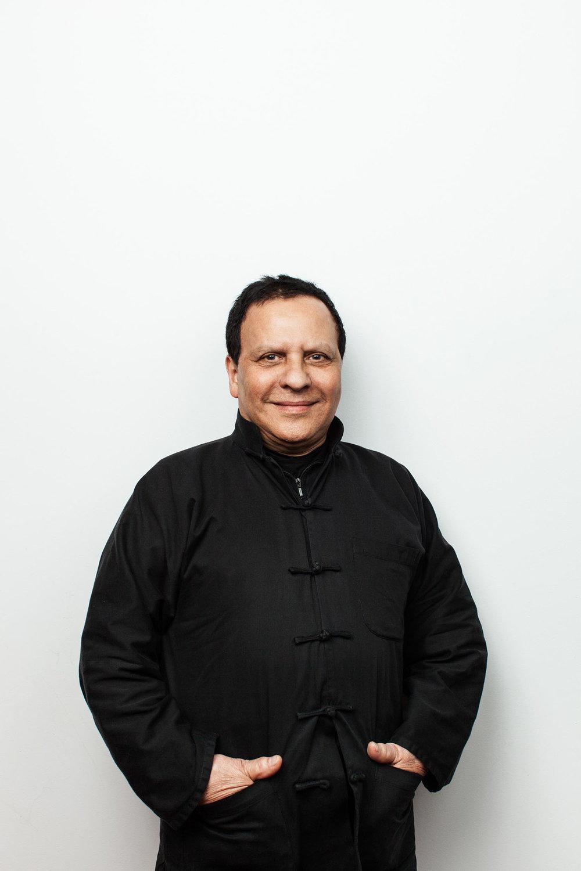 Azzedine Alaia, Designer, Los Angeles, California, 2013