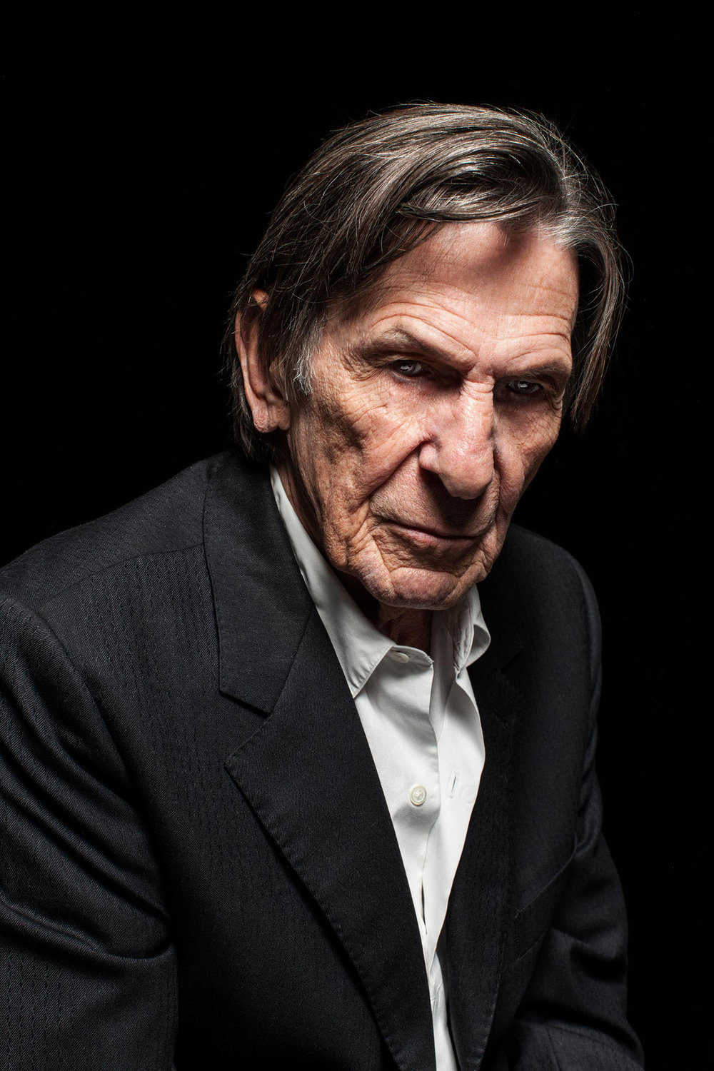 Leonard Nimoy, Actor, Los Angeles, California, 2013