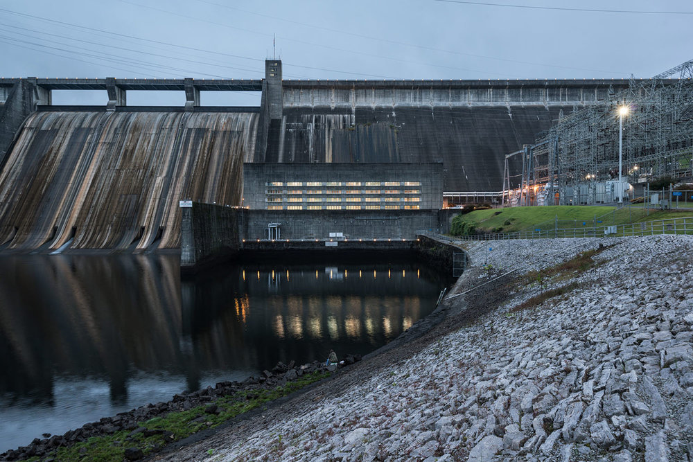 Norris Dam, Andersonville, Tennessee, 2010