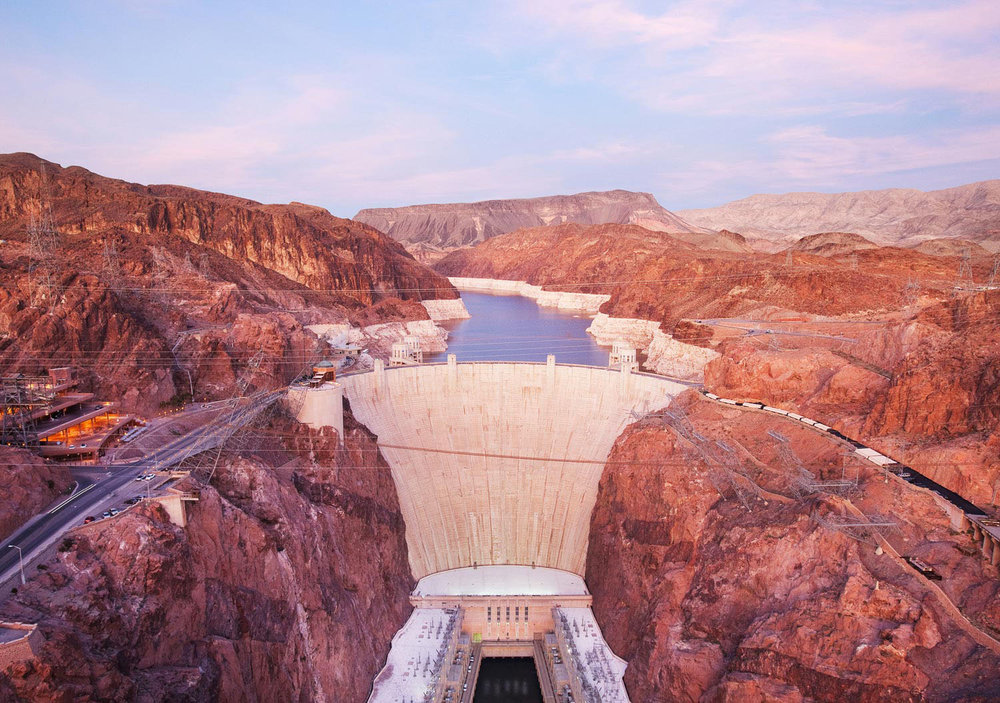 Hoover Dam, Clark County, NV, 2011
