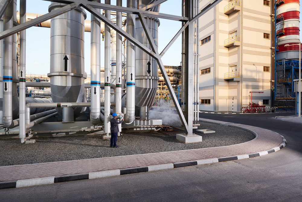 Jebel Ali Desalination Plant, Dubai, United Arab Emirates, 2014