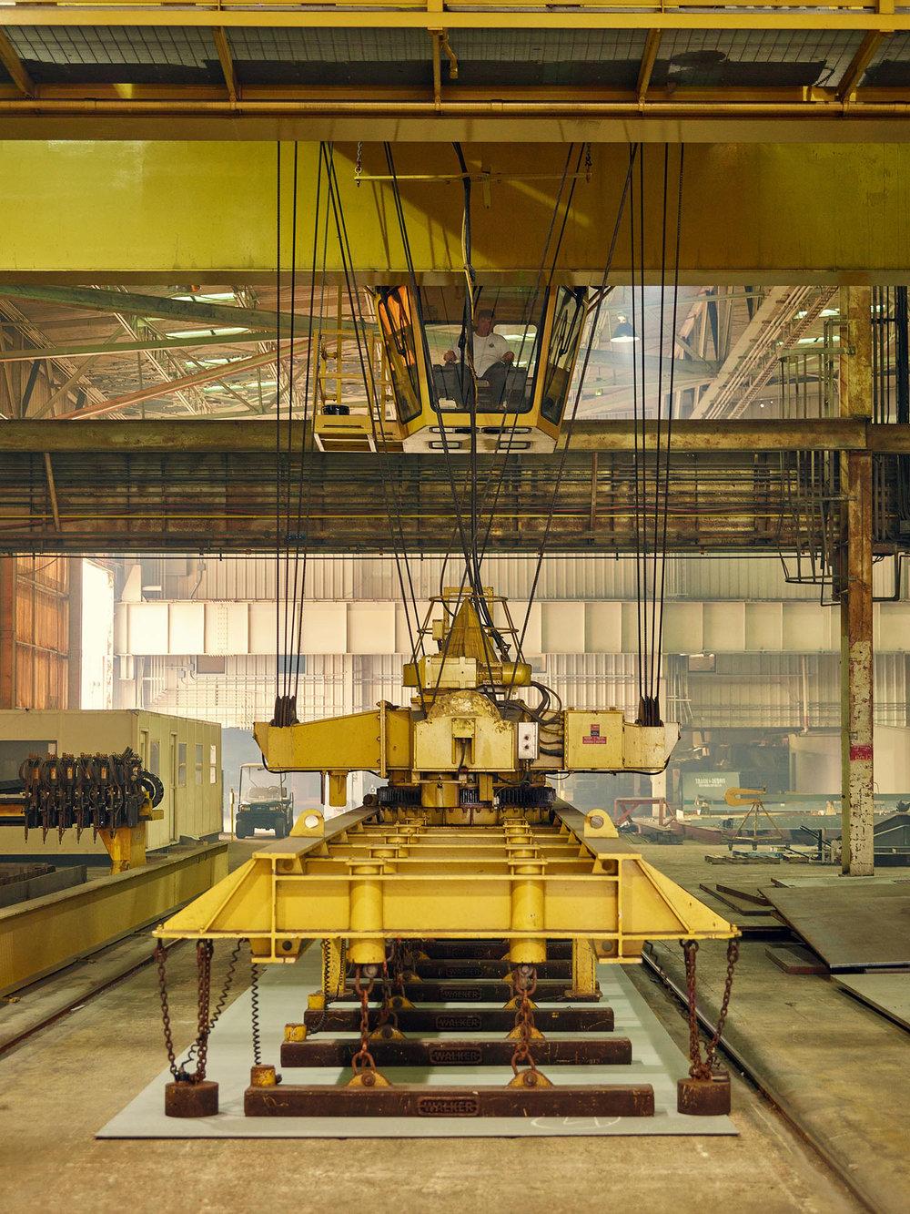 Ingalls Shipyard, Pascagoula, Mississippi, 2017