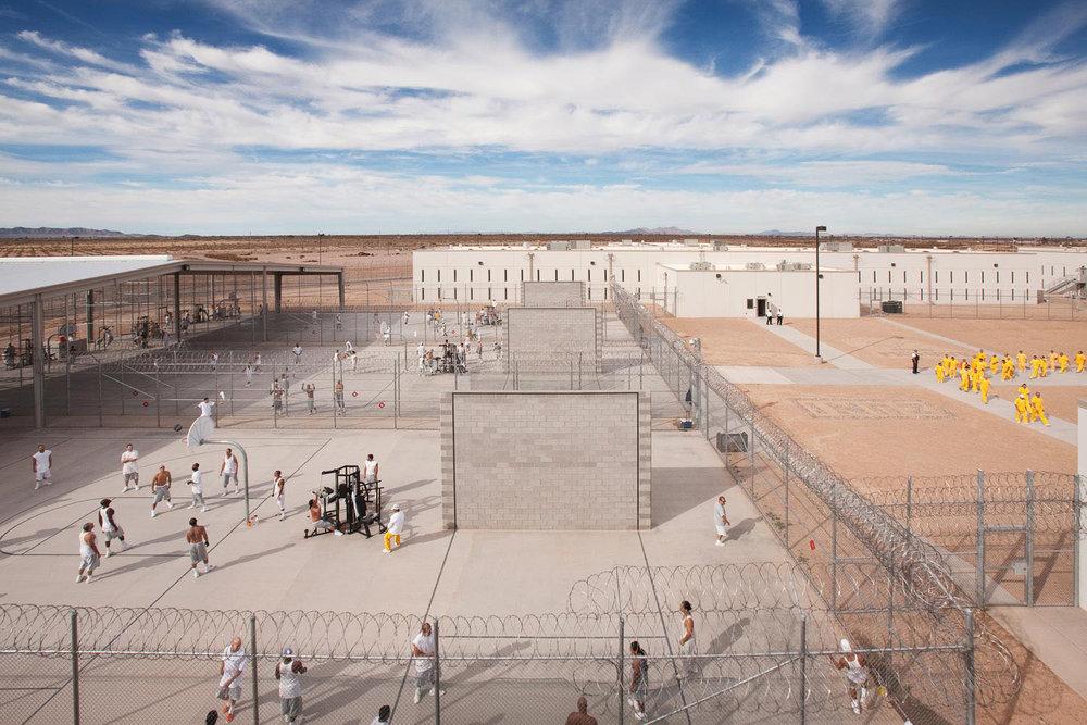 La Palma Prison, Eloy, Arizona, 2010