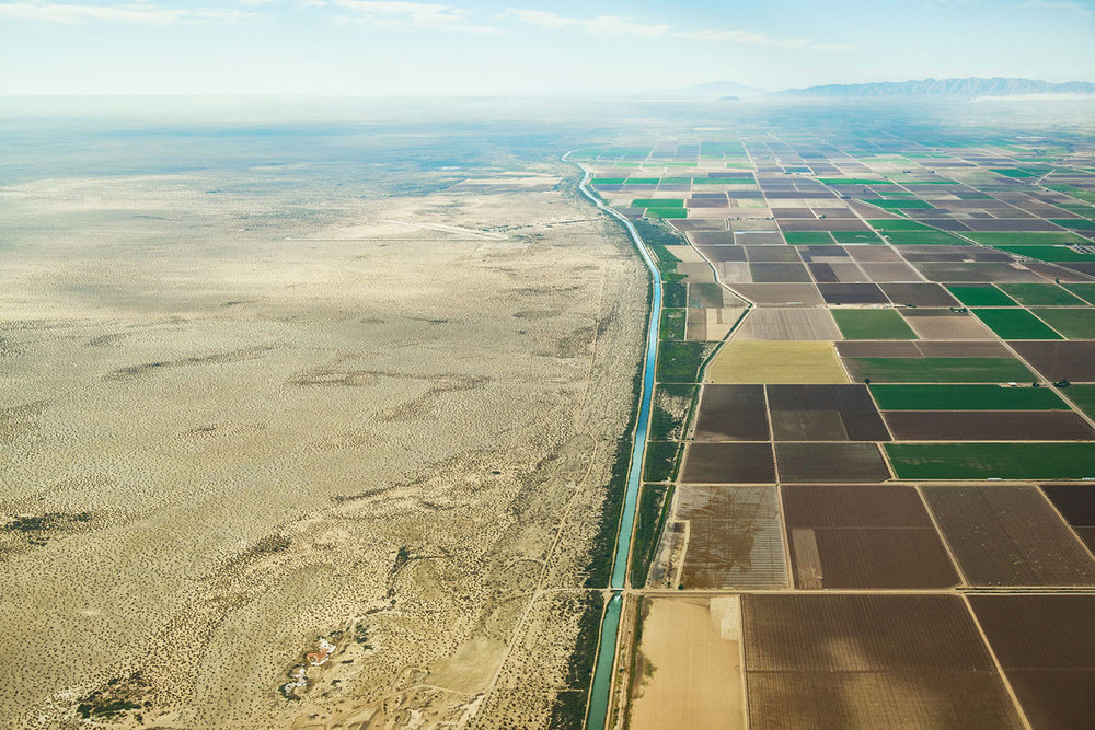 The Imperial Valley, CA