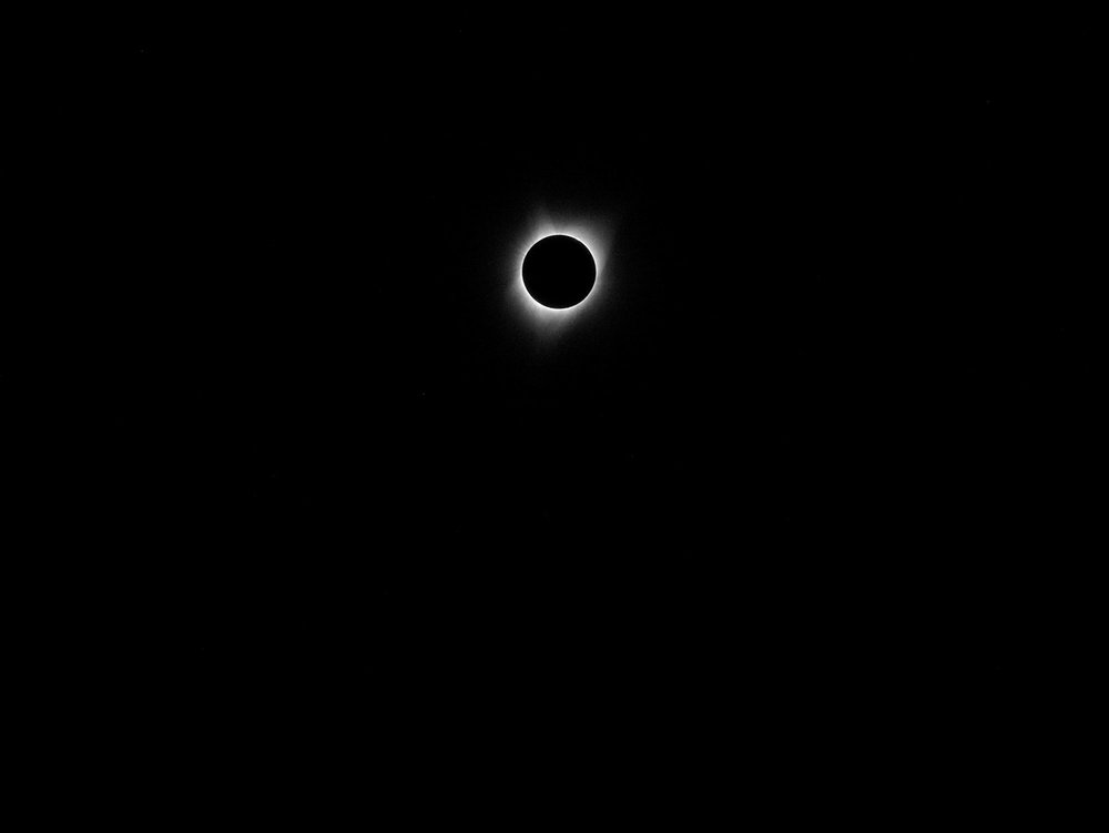 Total Solar Eclipse, Salem, Oregon, 2016