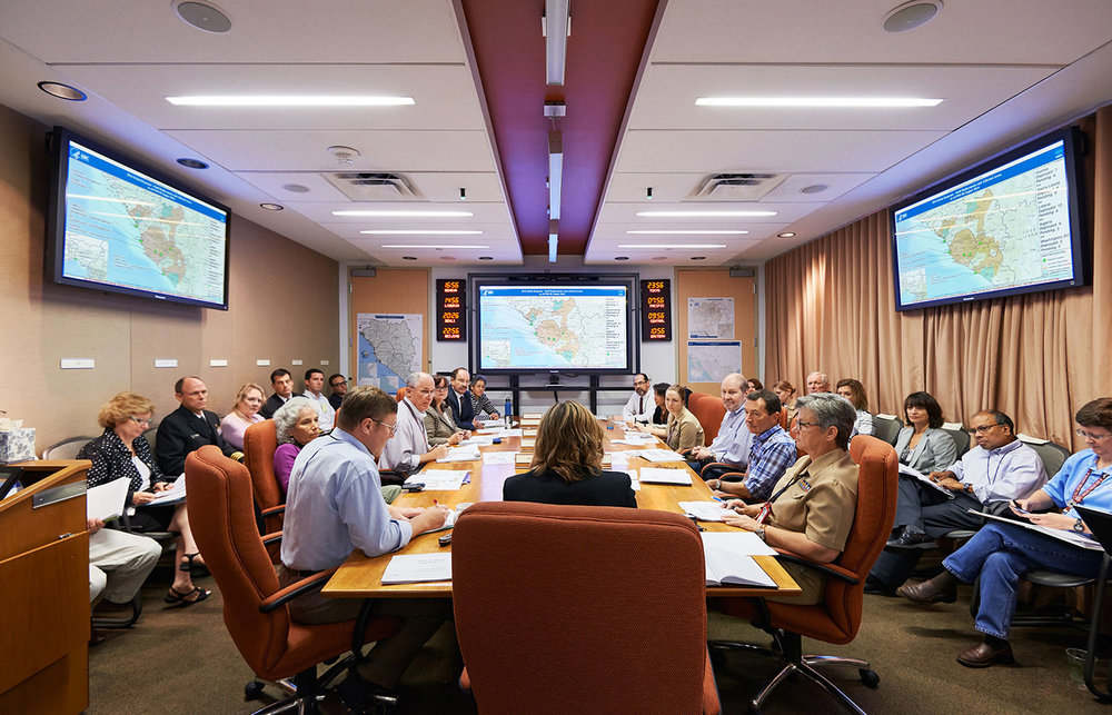 Conference room at The CDC