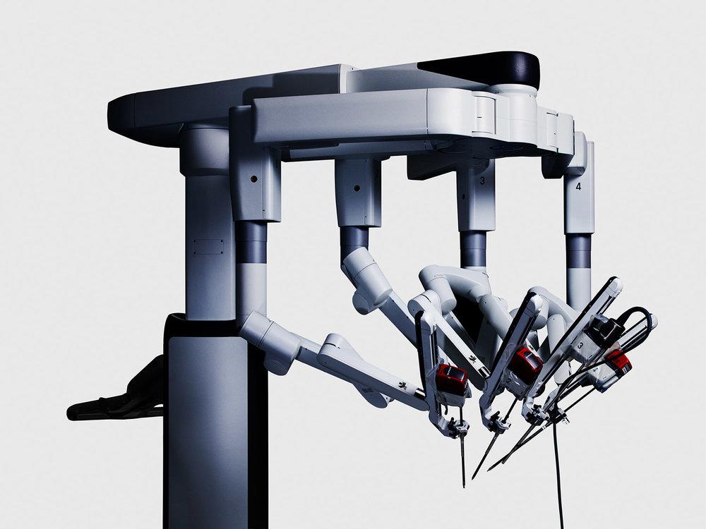 Intuitive Surgical da Vinci Xi Surgical Robot, Sunnyvale, CA, 2017