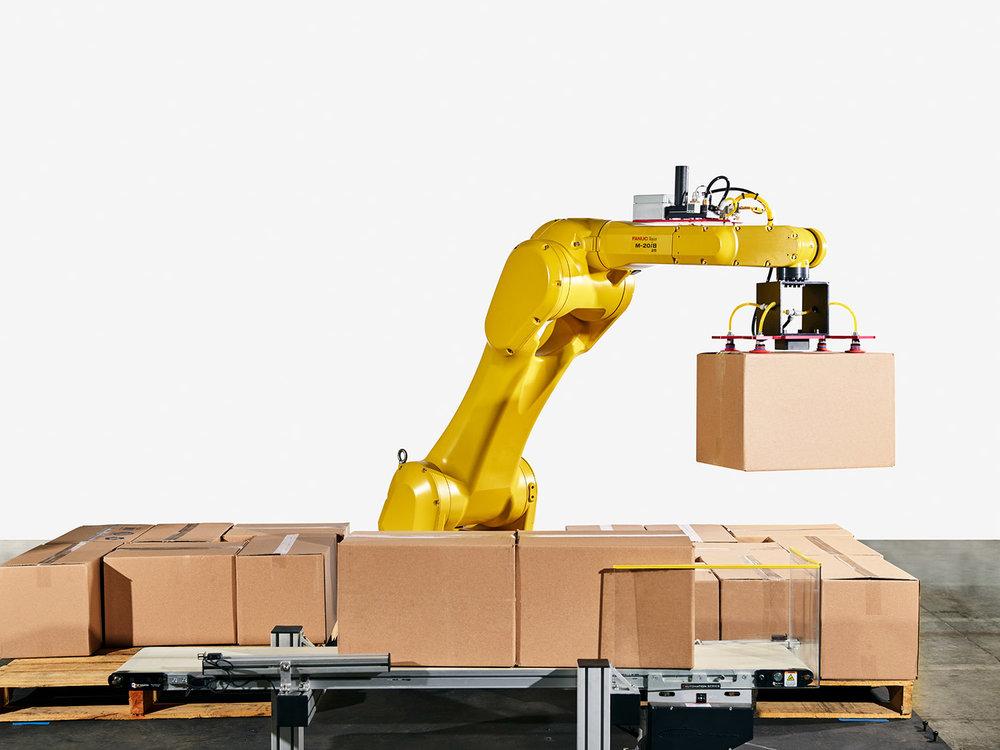 FANUC Robot M-20iB 25, 2017