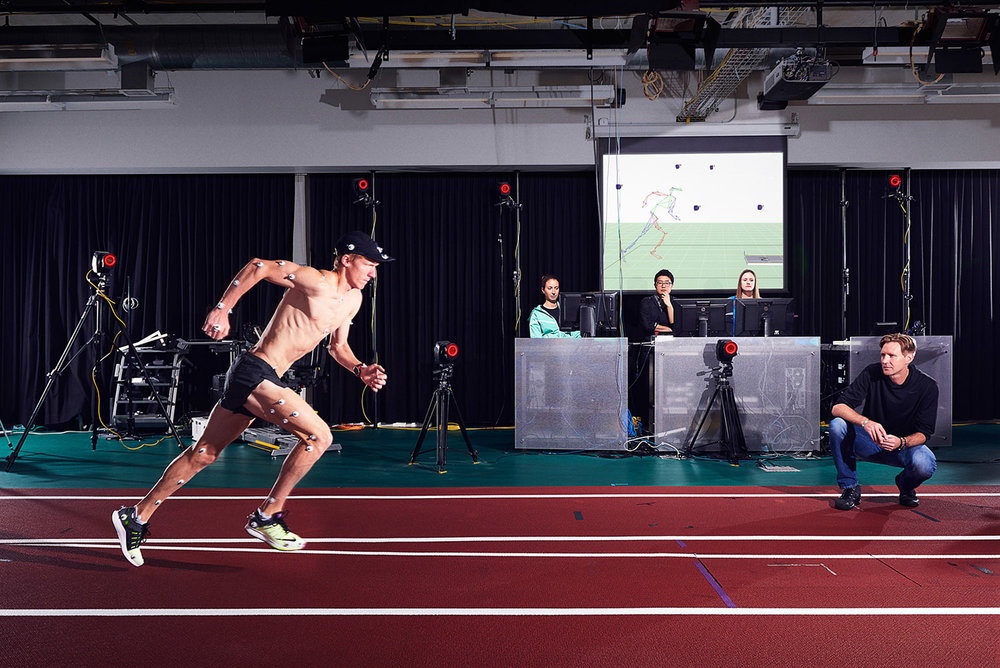 Nike Sport Research Lab, Beaverton, Oregon, 2105