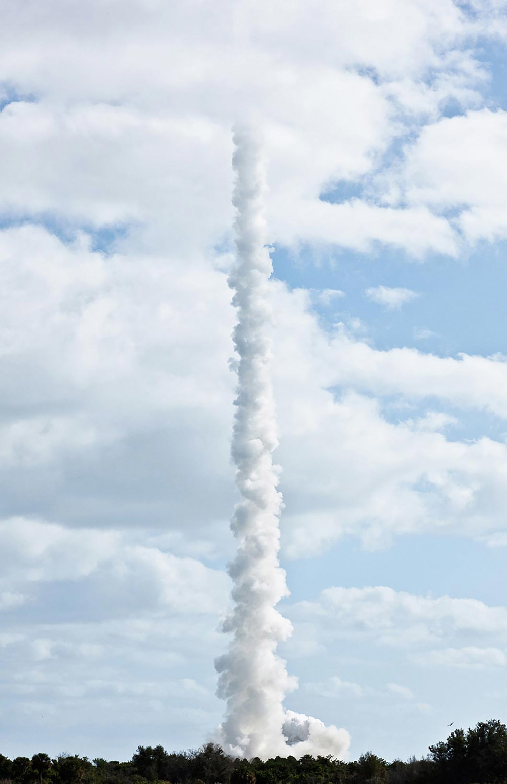 Launch of Curiousity from Kennedy Space Center