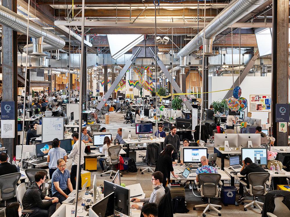 Newsfeed Team, Facebook HQ, Menlo Park, CA