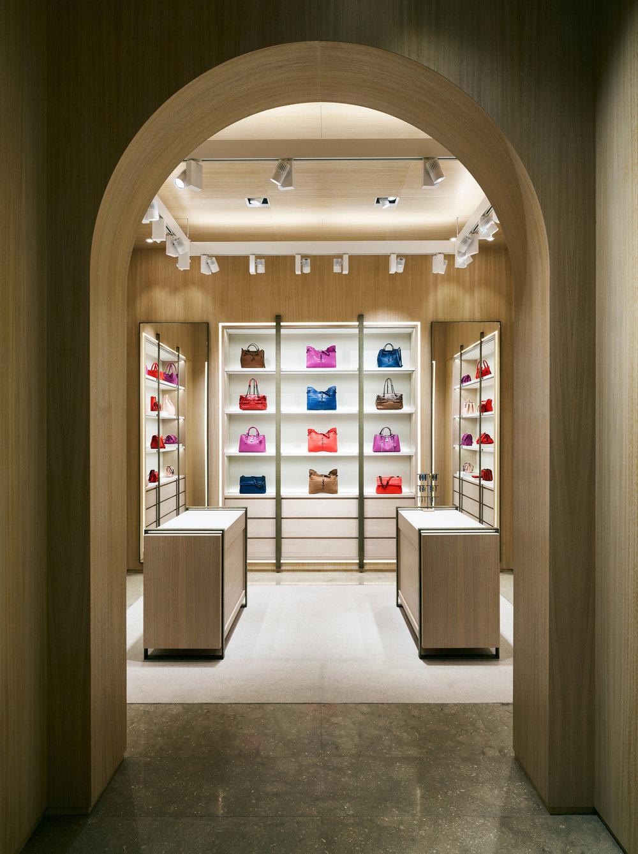Bottega Veneta Maison, Beverly Hills, CA, 2016
