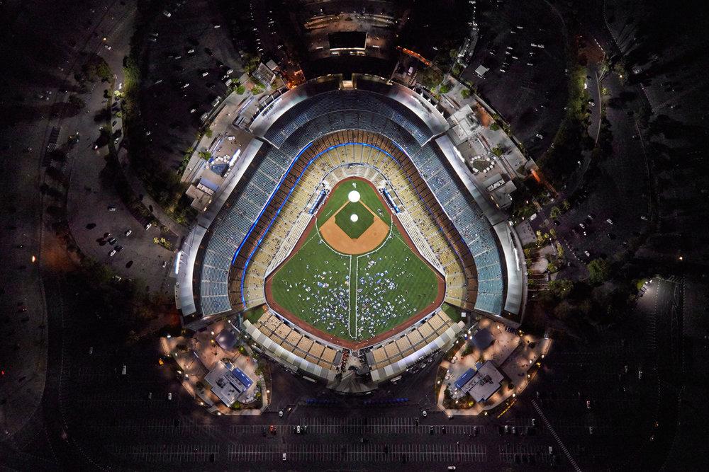 Dodger Stadium, Los Angeles