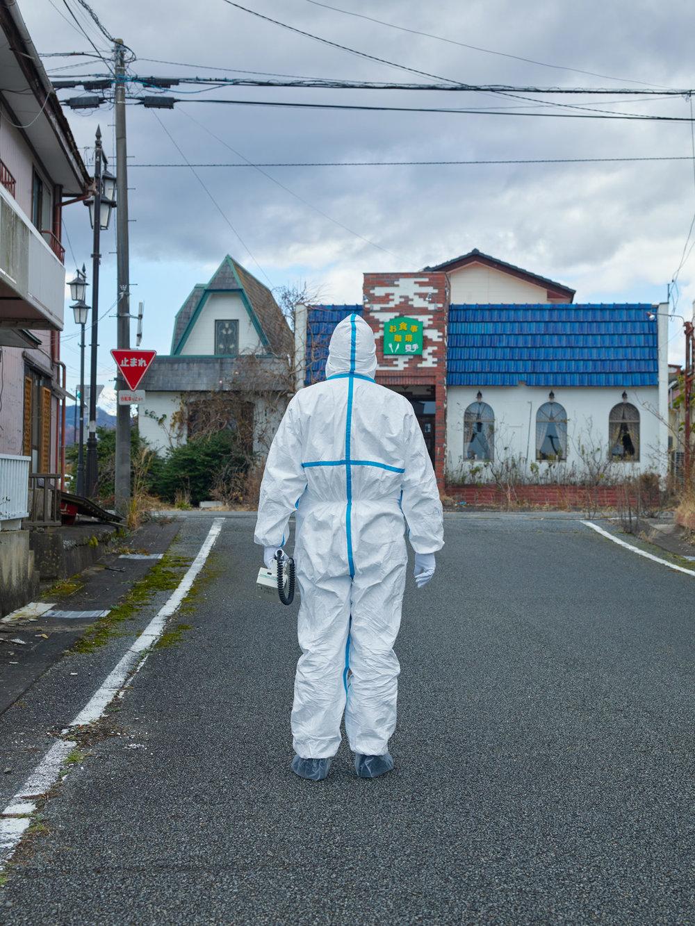 Okuma Town, Fukushima, Japan, 2017