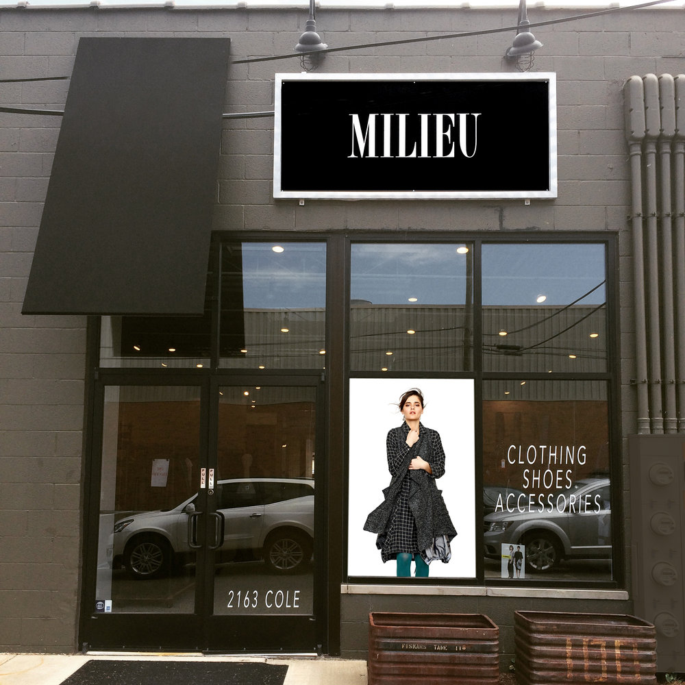 Outdoor Signs and Graphics - Milieu - Birmingham, MI
