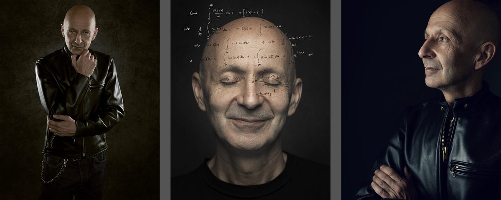 Personal Branding - Vince enjoys working on complex mathematical theory in his spare time. We had loads of fun coming up with different ideas to photograph this side of him.