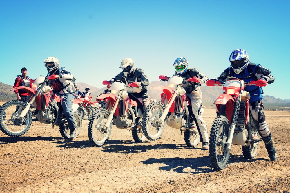 Go Baja/Go Desert Riding Crew