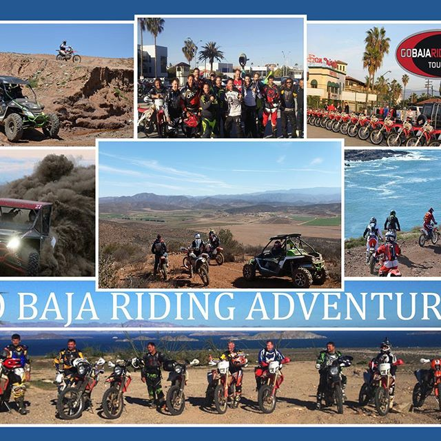 Just another weekend in Baja, who's ready to join us on our next tour? We have everything covered, all you have to do is show up ready to ride!