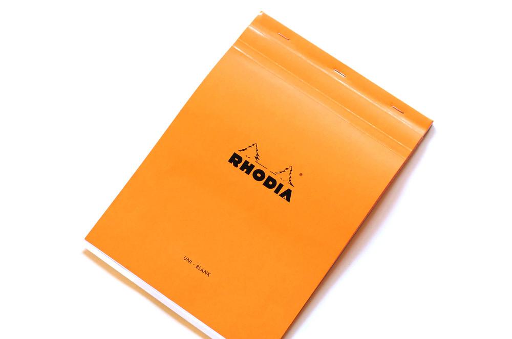 rhodia - blank pad