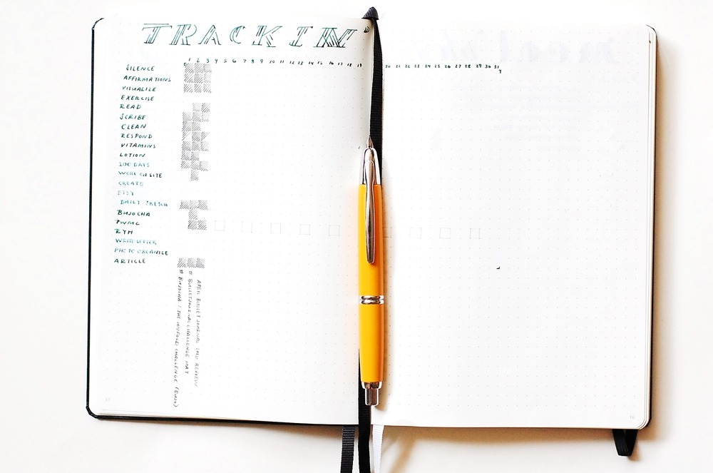 Tracking - Bullet Journal