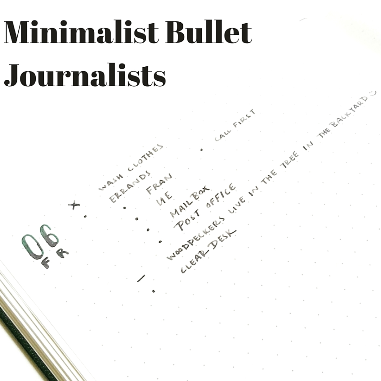 Minimalist Bullet Journalists Tiny Ray Of Sunshine