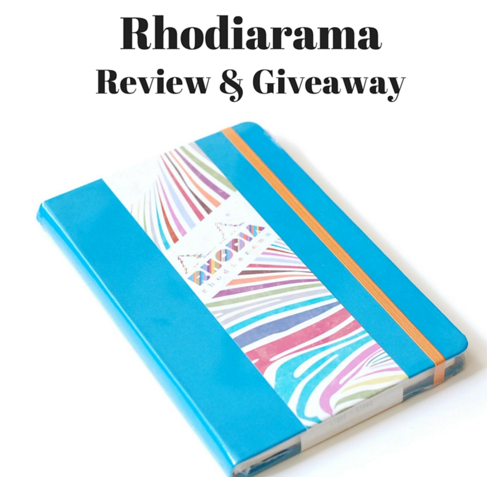 rhodiarama review & giveaway