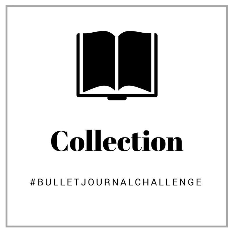 Collection #bulletjournalchallenge