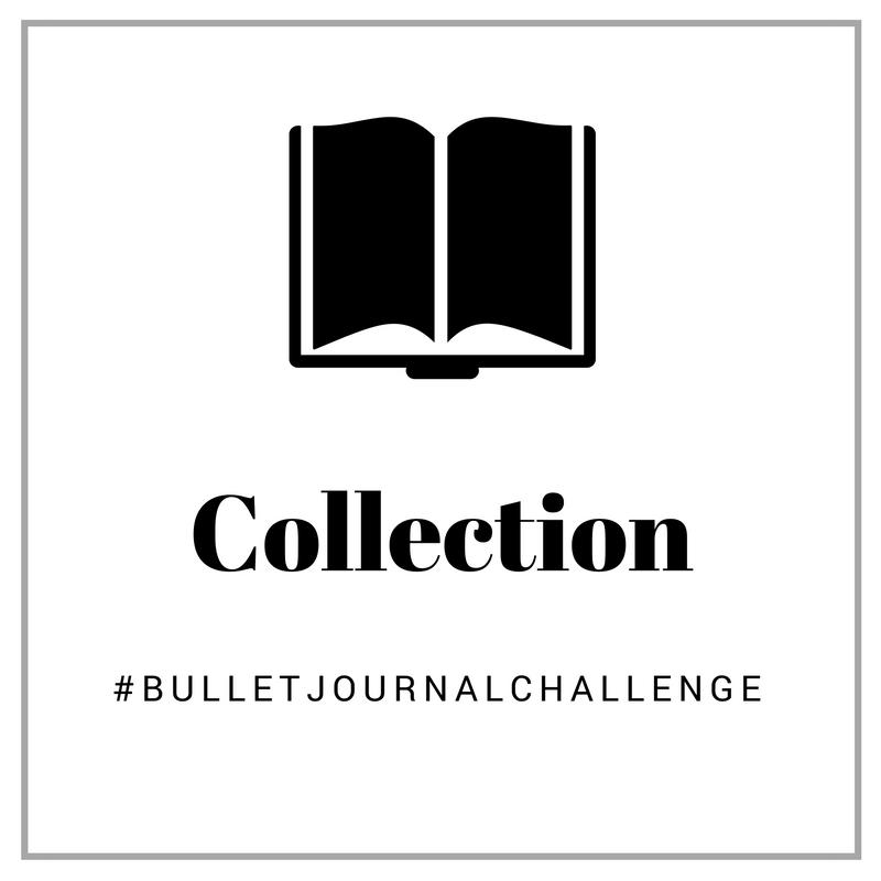 Collection #bulletjournalchallenge