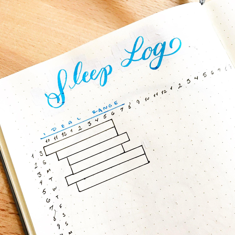 The Sleep Log: A Simple Method To Learn About Your Sleep
