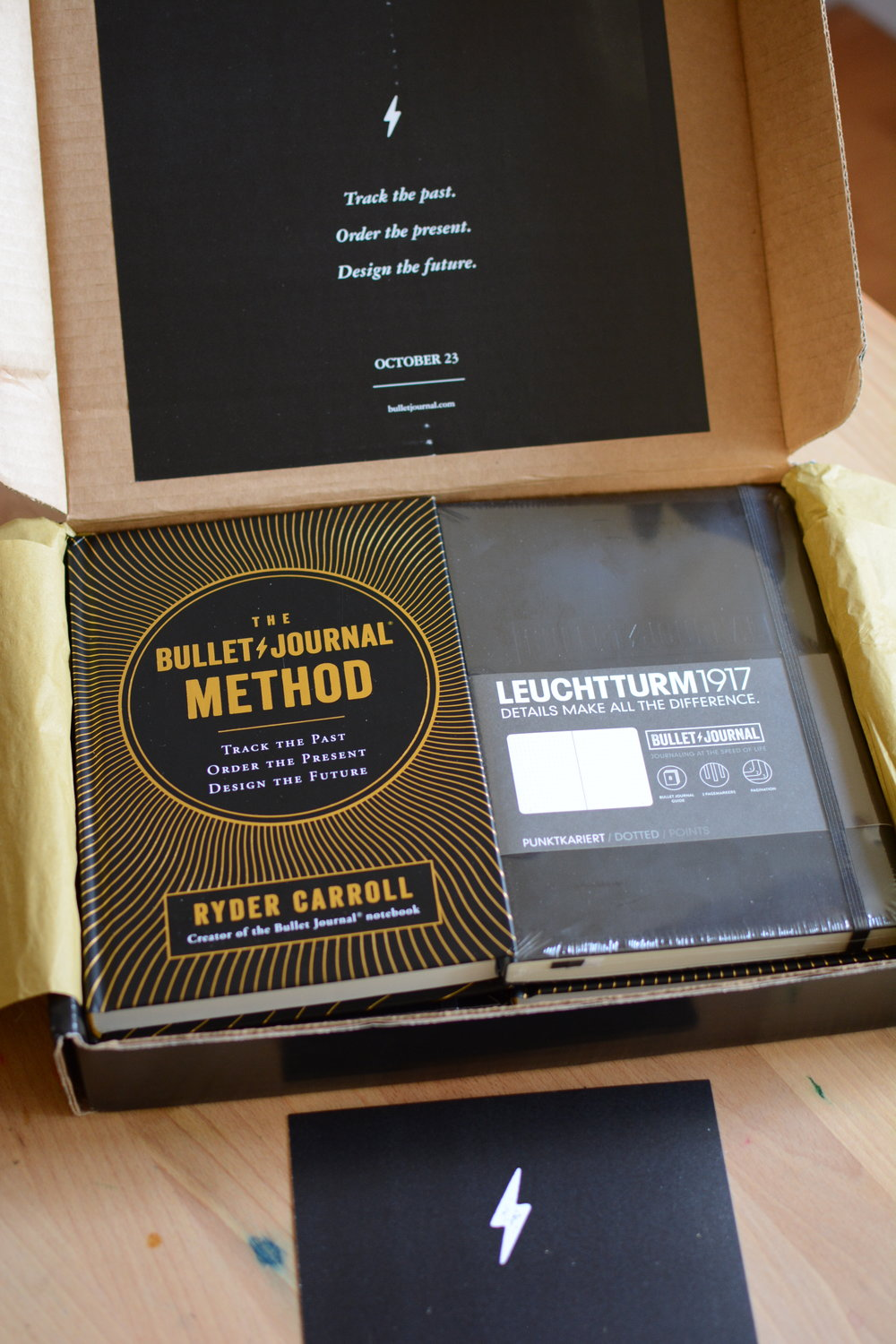 The Bullet Journal Method Book Review and Giveaway. Tiny Ray of Sunshine.8.JPG