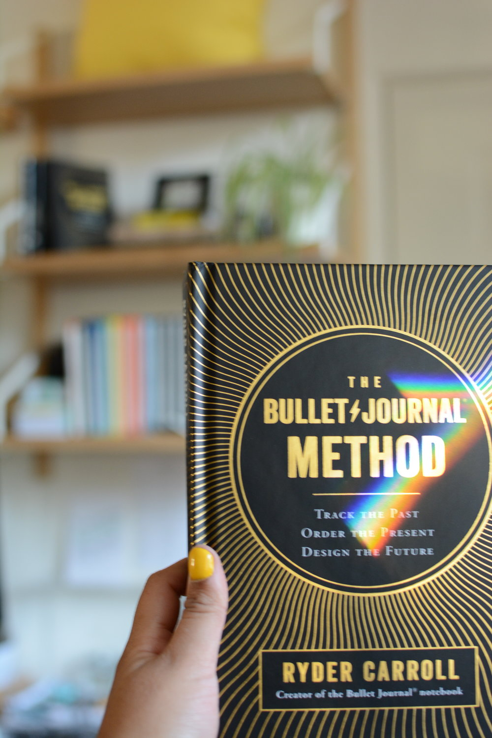 The Bullet Journal Method Book Review and Giveaway. Tiny Ray of Sunshine.14.JPG