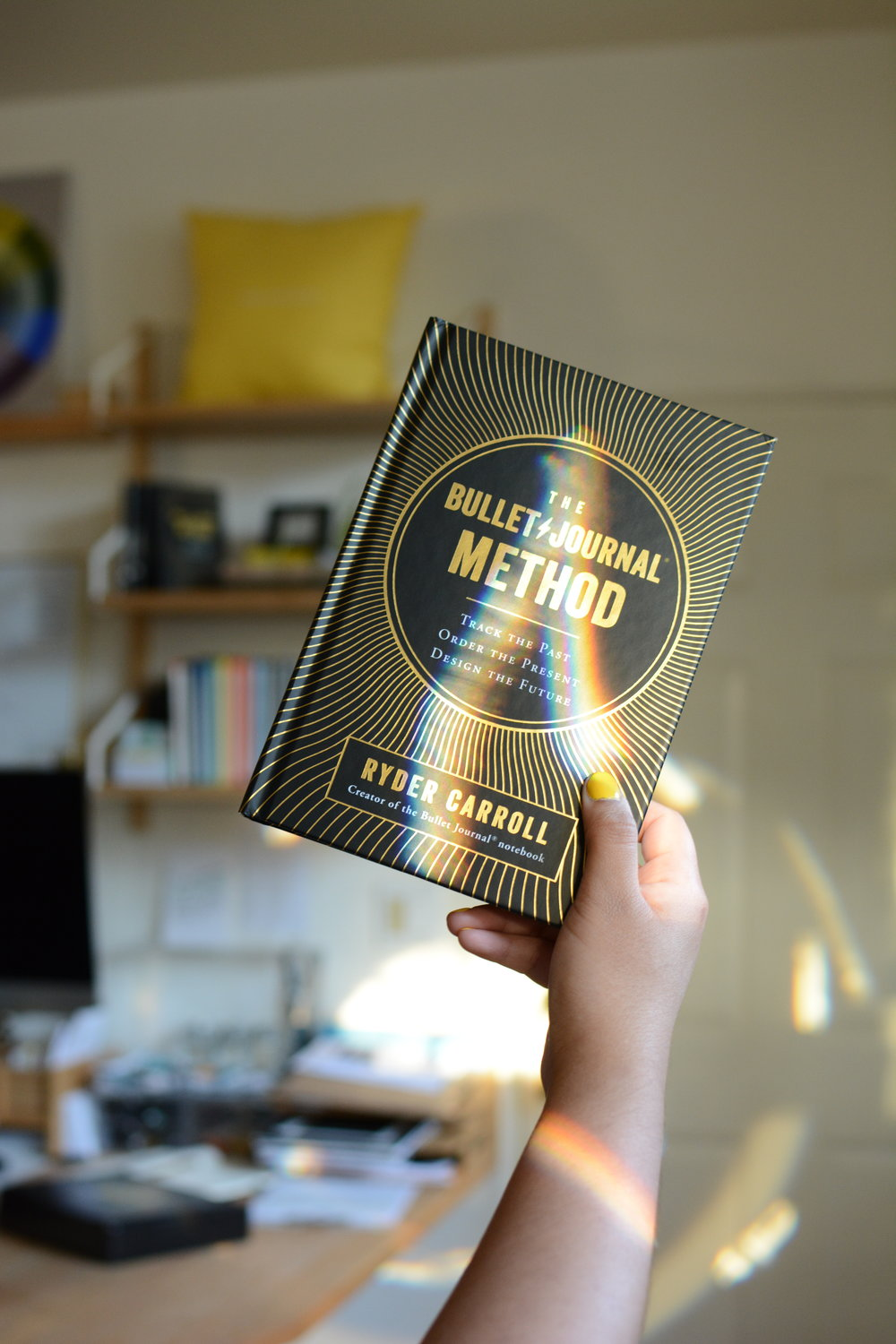 The Bullet Journal Method Book Review and Giveaway. Tiny Ray of Sunshine.18.JPG